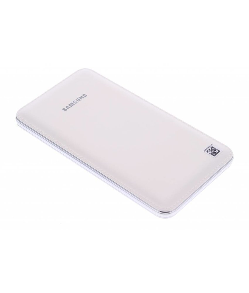 Samsung Universal Battery Pack 6000 mAh - Wit