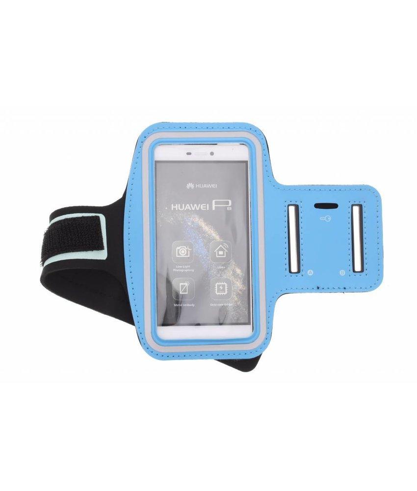 Blauw sportarmband Huawei P8