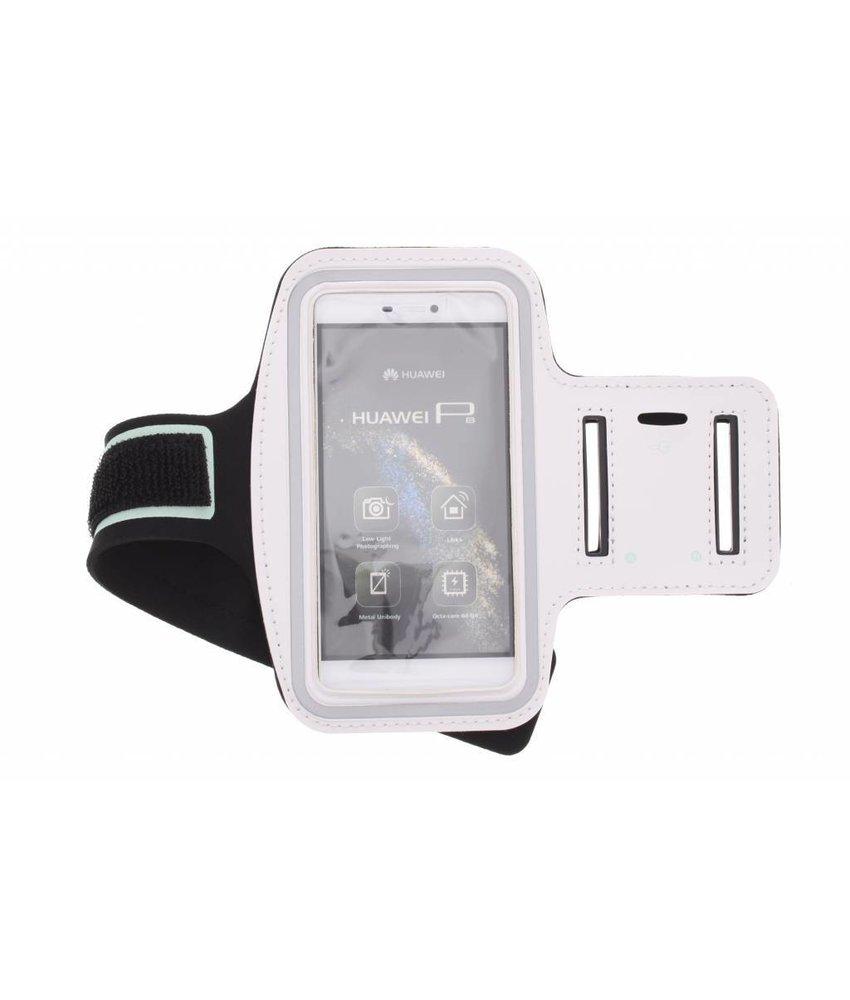 Wit sportarmband Huawei P8