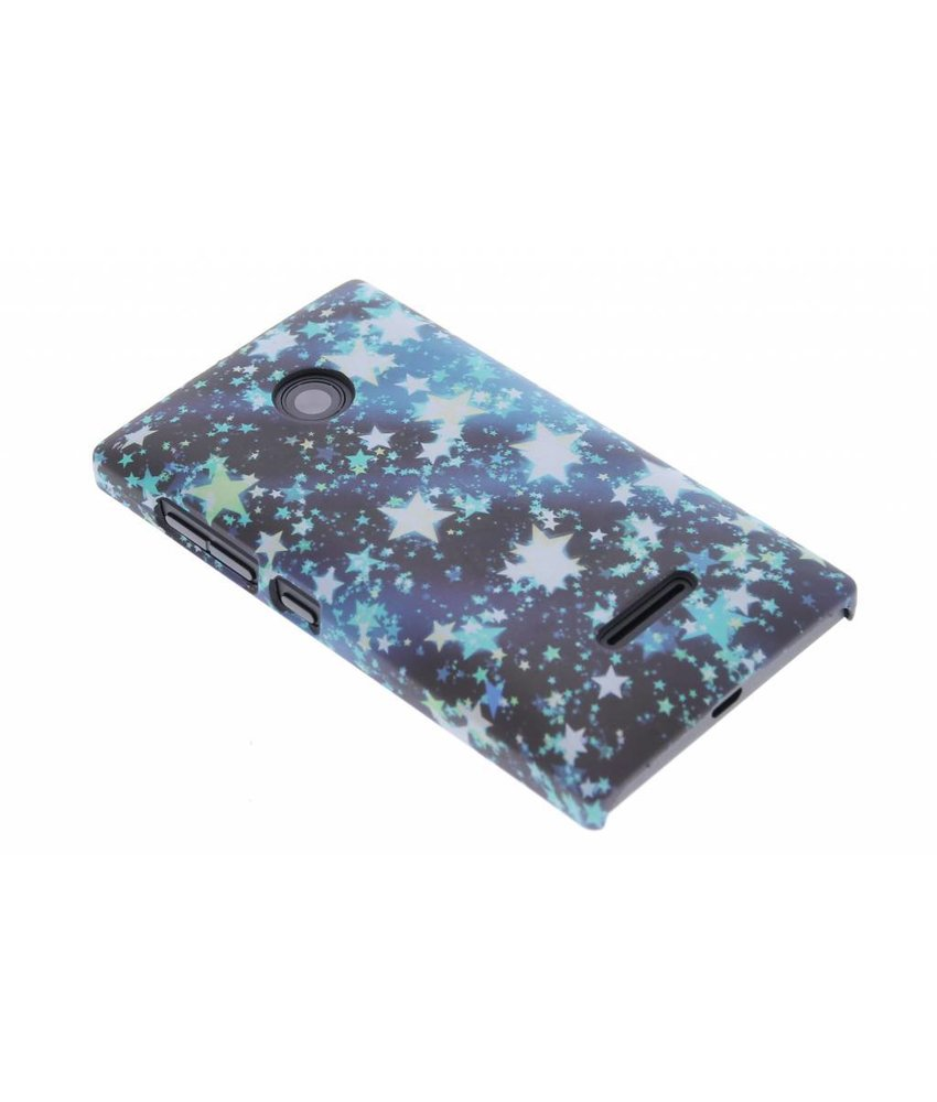 Design hardcase hoesje Microsoft Lumia 532