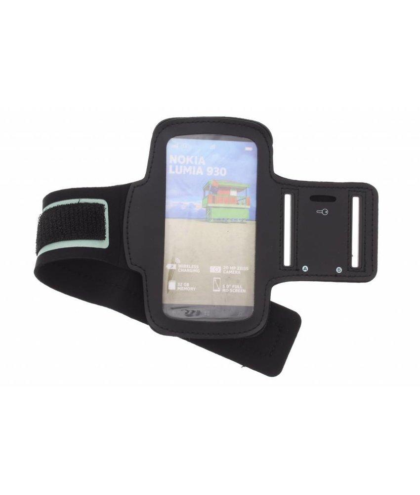 Zwart sportarmband Nokia Lumia 930