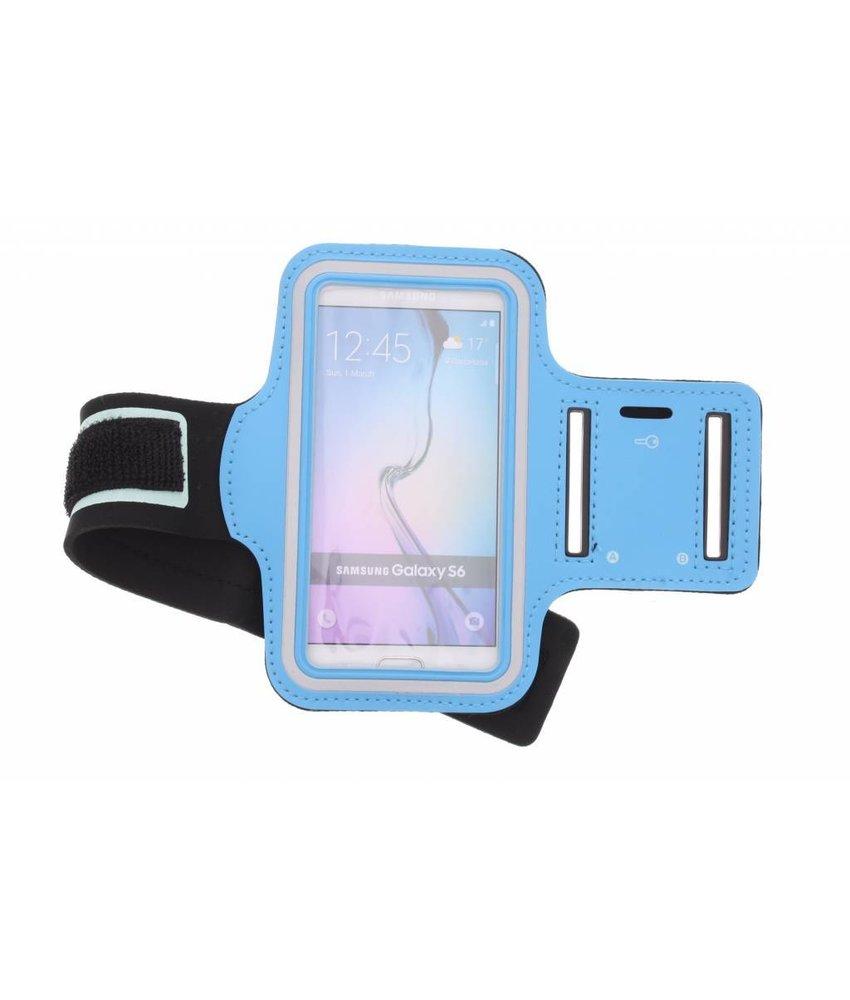 Blauw sportarmband Samsung Galaxy S6 / S6 Edge