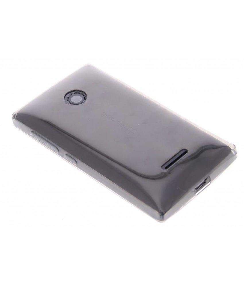 Grijs ultra thin hoesje Microsoft Lumia 532