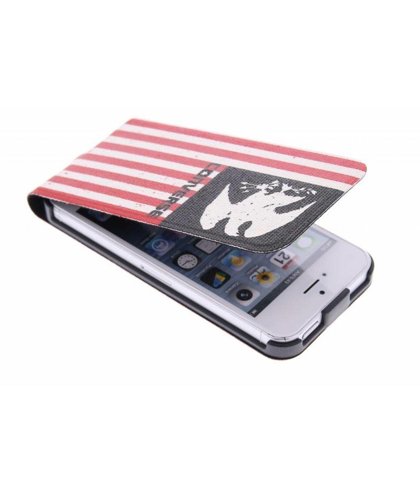 Converse Flip Case iPhone 5 / 5s / SE - Americana