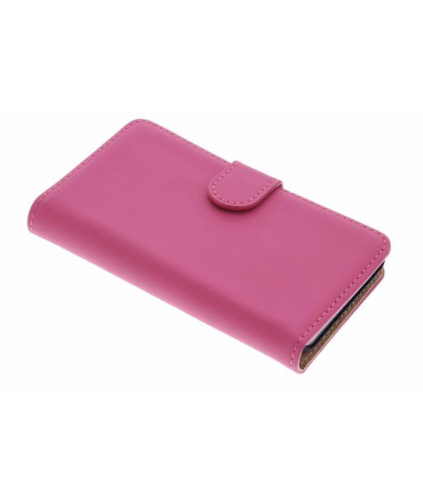 Selencia Luxe Book Case Nokia Lumia 630 / 635