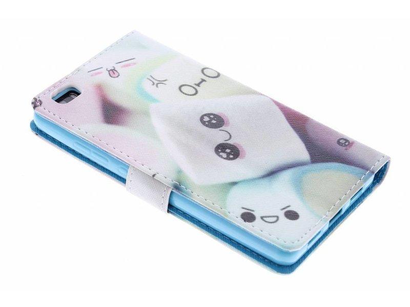 Les Éléphants De Conception Booktype Tpu Case Pour L70 Lg NDoU20A