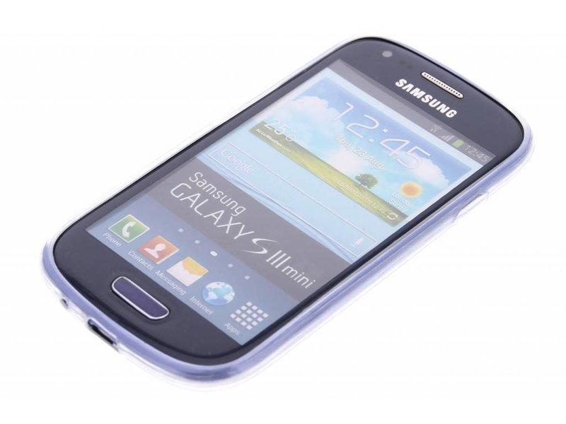 Glitter Hoesje Samsung Galaxy S3 Mini