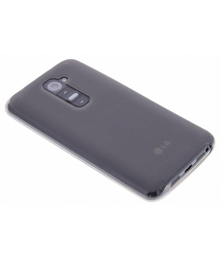 Hard siliconen hoesje LG G2