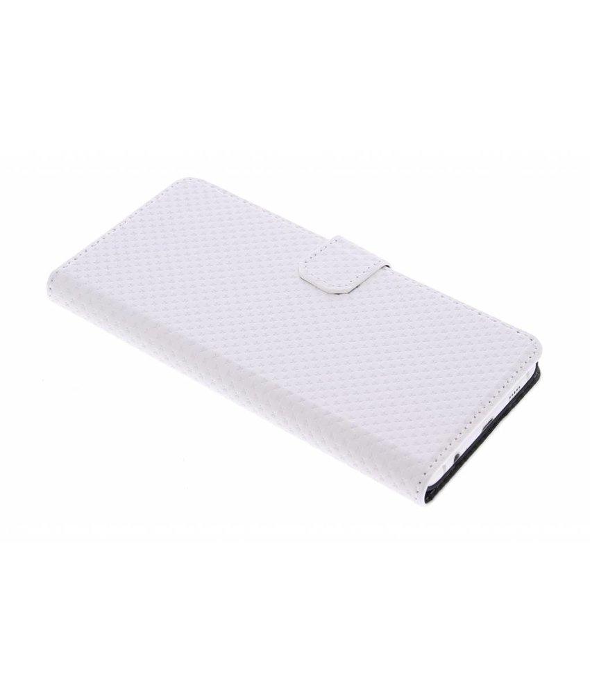 Muvit Wallet Folio booktype Samsung Galaxy S6 Edge Plus - Wit