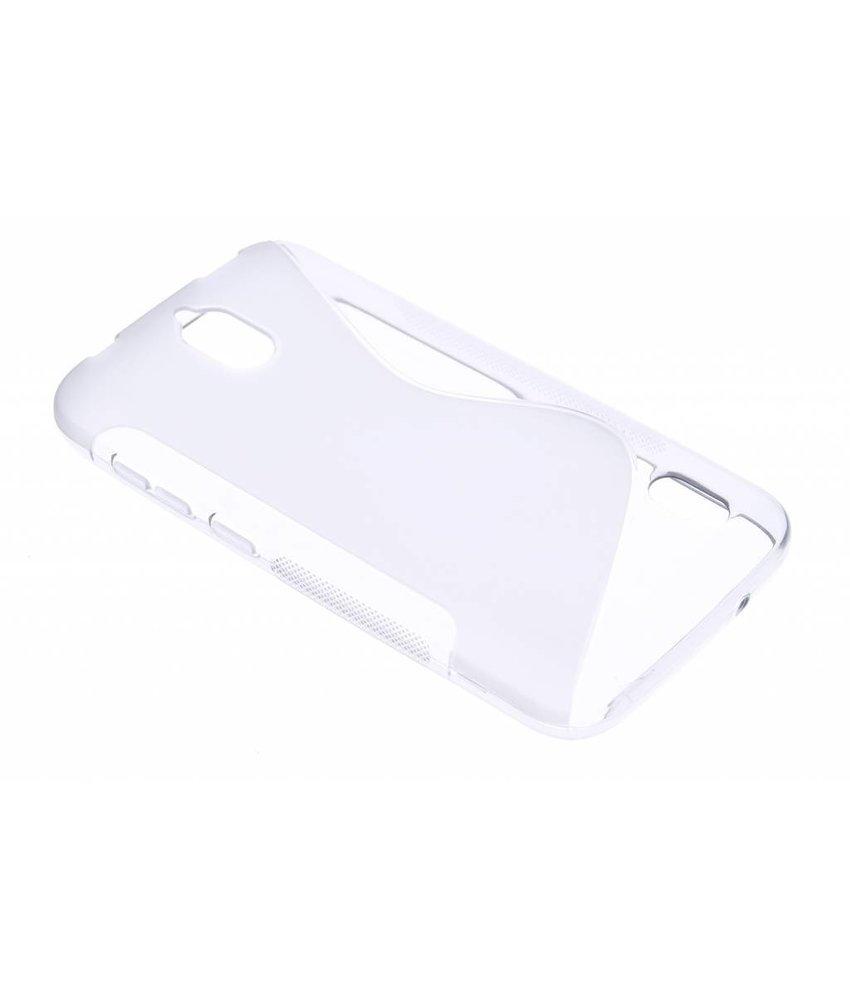 Transparant S-line TPU hoesje Huawei Y625