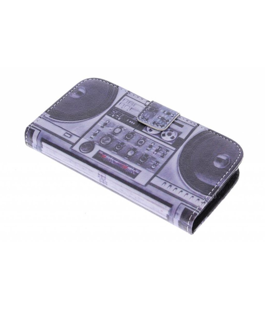 Design TPU booktype hoes Acer Liquid Z220