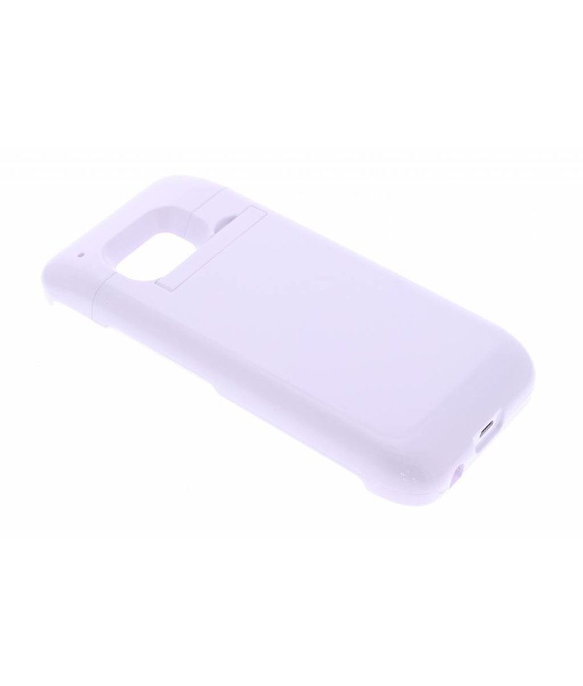 Power Case 4700 mAh HTC One M9 - Wit