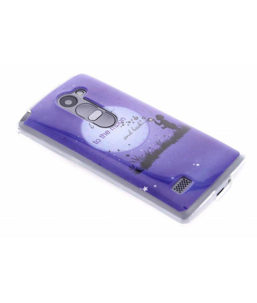 Design TPU siliconen hoesje LG Leon