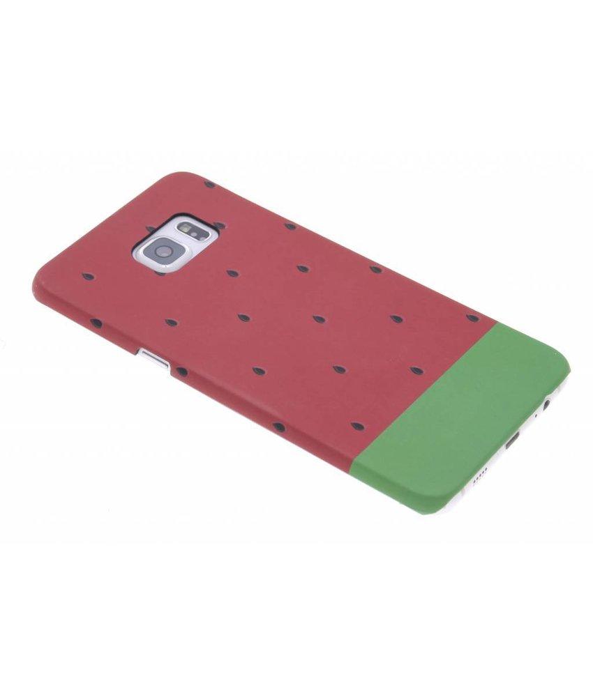 Watermeloen design hardcase Samsung Galaxy S6 Edge Plus