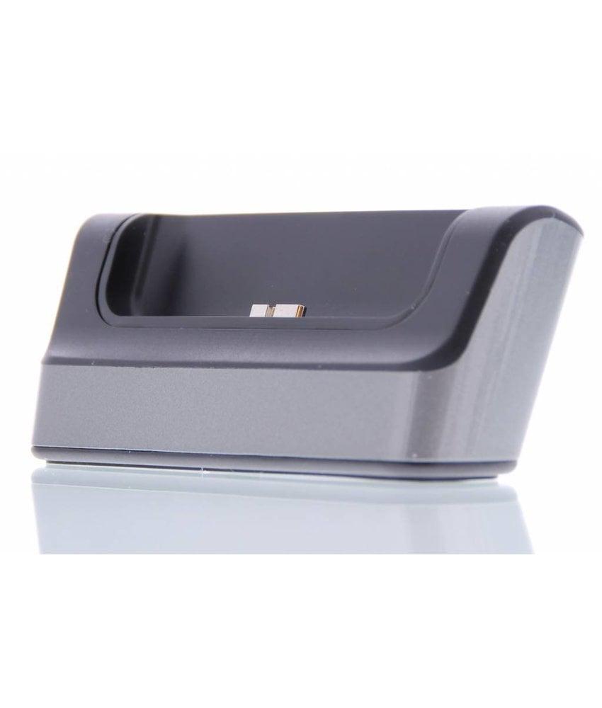 Dual USB oplaadstation Samsung Galaxy Note 3 - Zwart