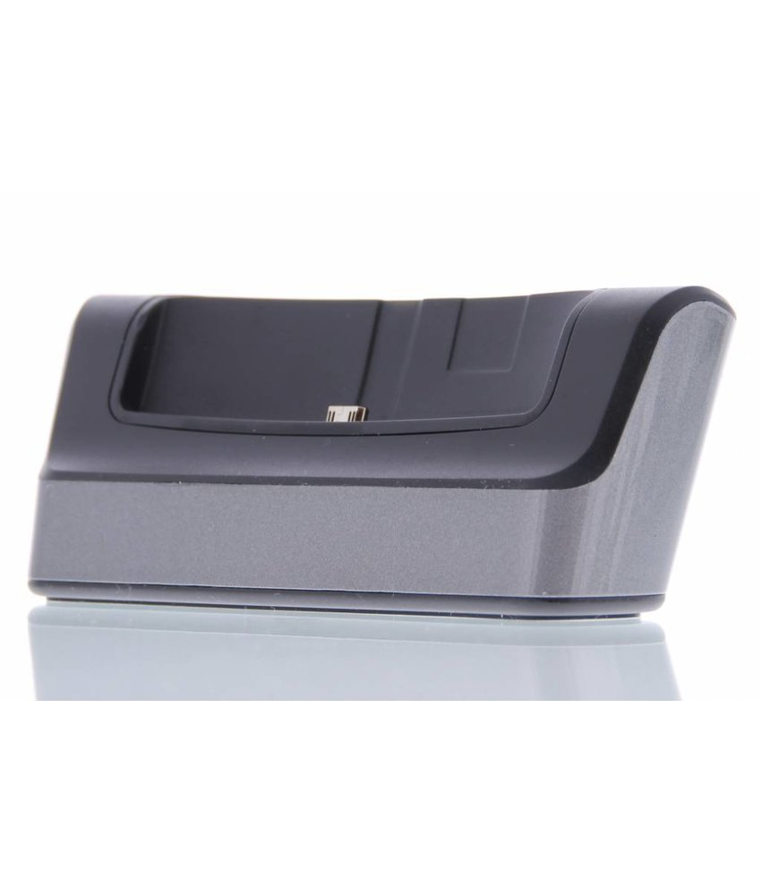Dual USB oplaadstation LG G4 - Zwart