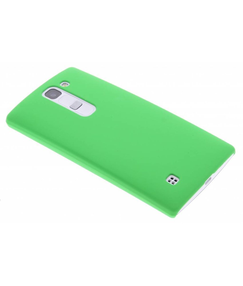 Groen effen hardcase hoesje LG Magna / G4c