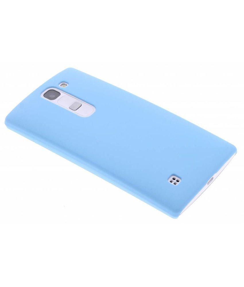 Turquoise effen hardcase hoesje LG Magna / G4c