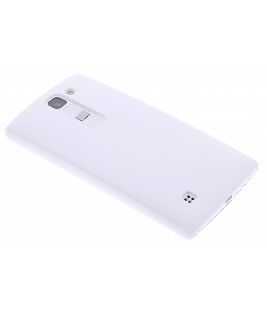 Wit effen hardcase hoesje LG Magna / G4c