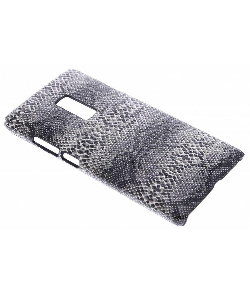 Slangen design hardcase hoesje OnePlus 2