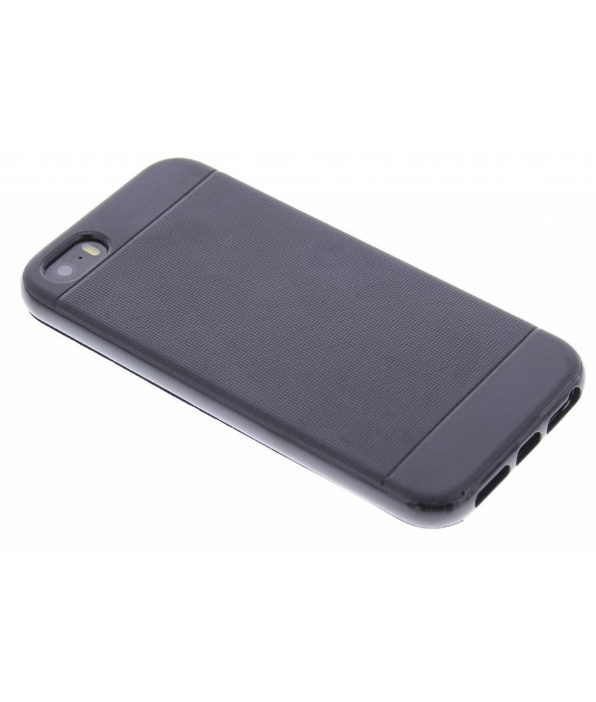 Zwart TPU Protect case iPhone 5 / 5s / SE