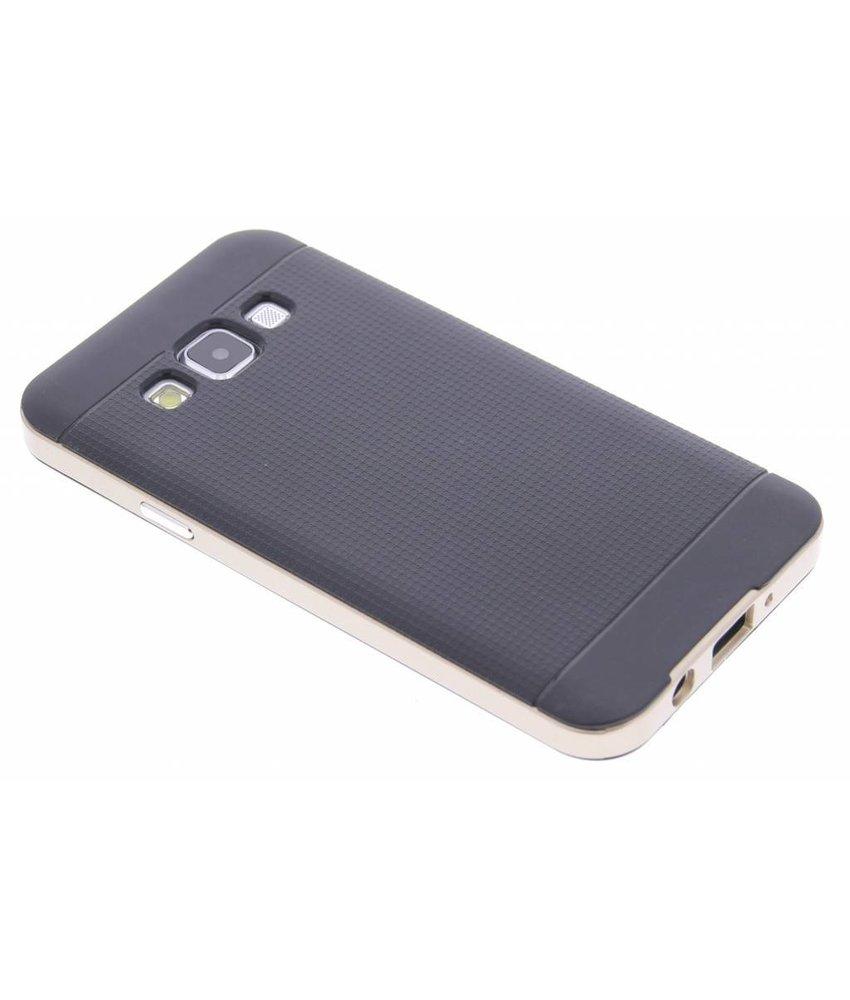 Goud TPU Protect case Samsung Galaxy A3