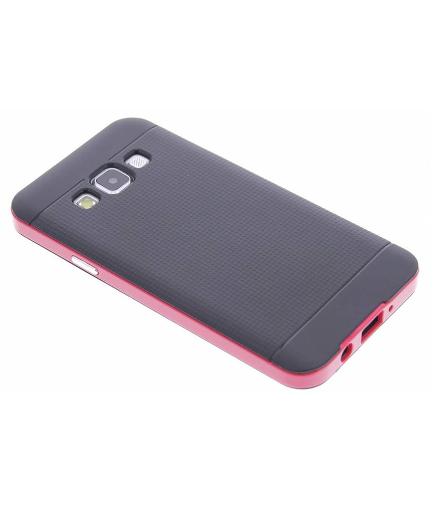 Fuchsia TPU Protect case Samsung Galaxy A3