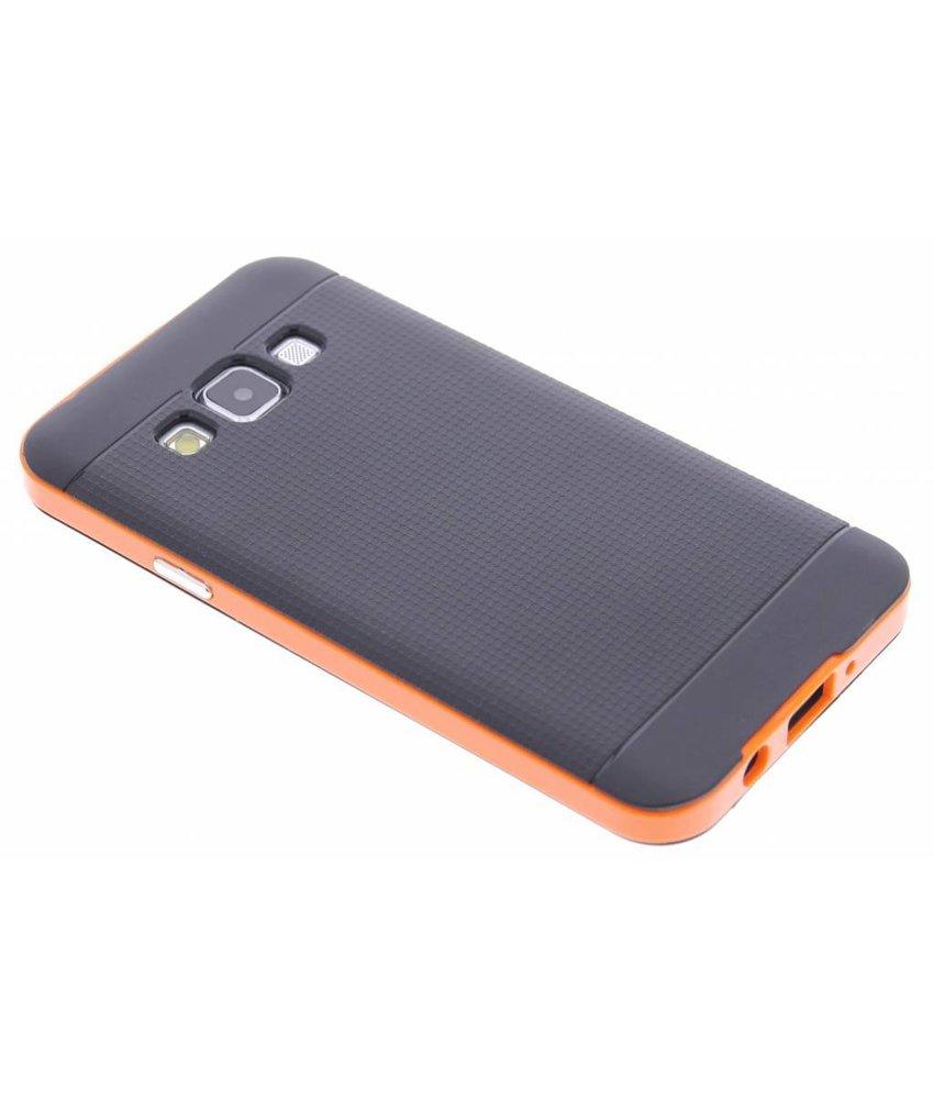 Oranje TPU Protect case Samsung Galaxy A3
