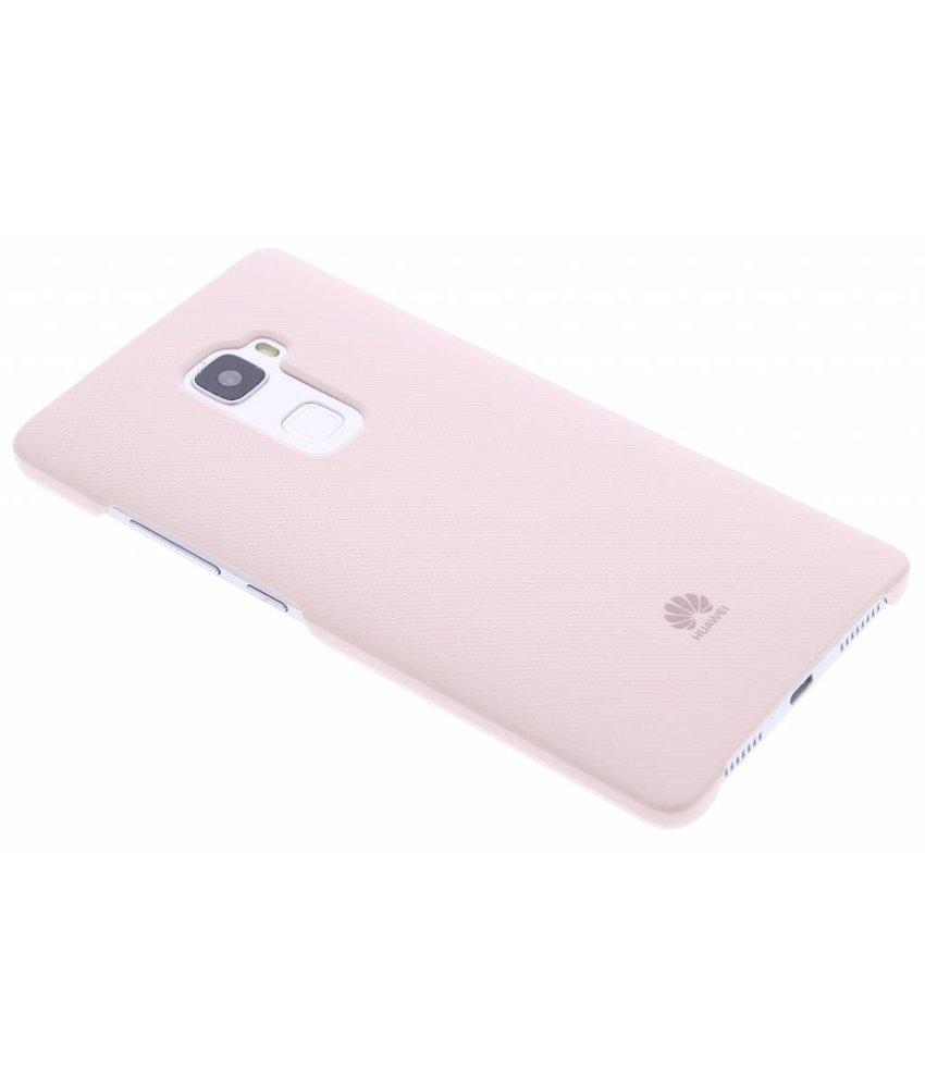 Huawei Back Case Huawei Mate S - Roze