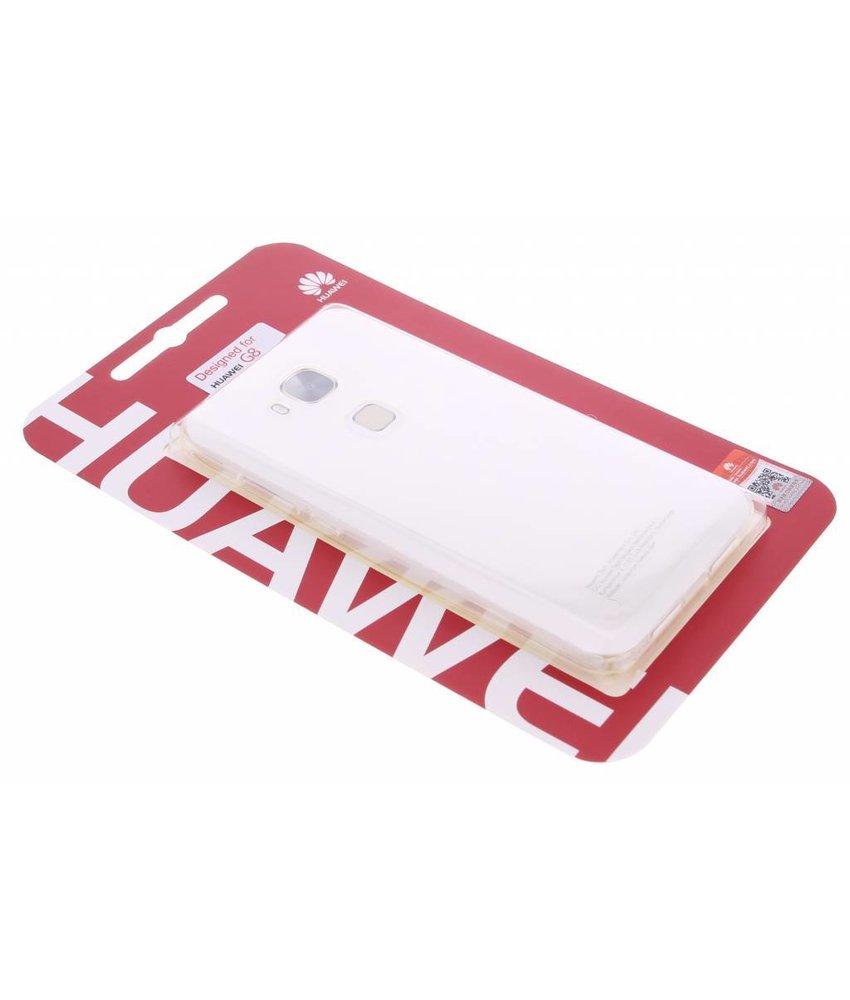 Huawei TPU Cover Huawei G8 - Transparant