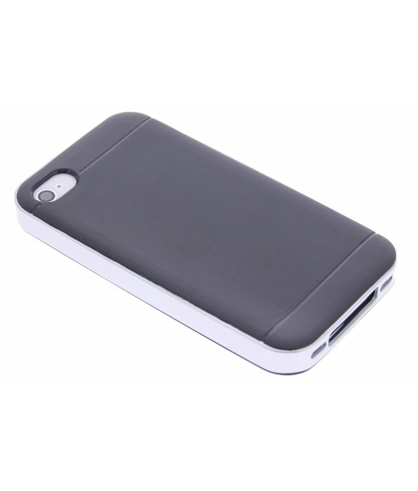 Zilver TPU Protect case iPhone 4 / 4s
