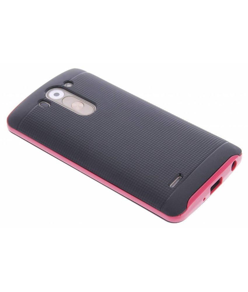 Fuchsia TPU Protect case LG G3 S