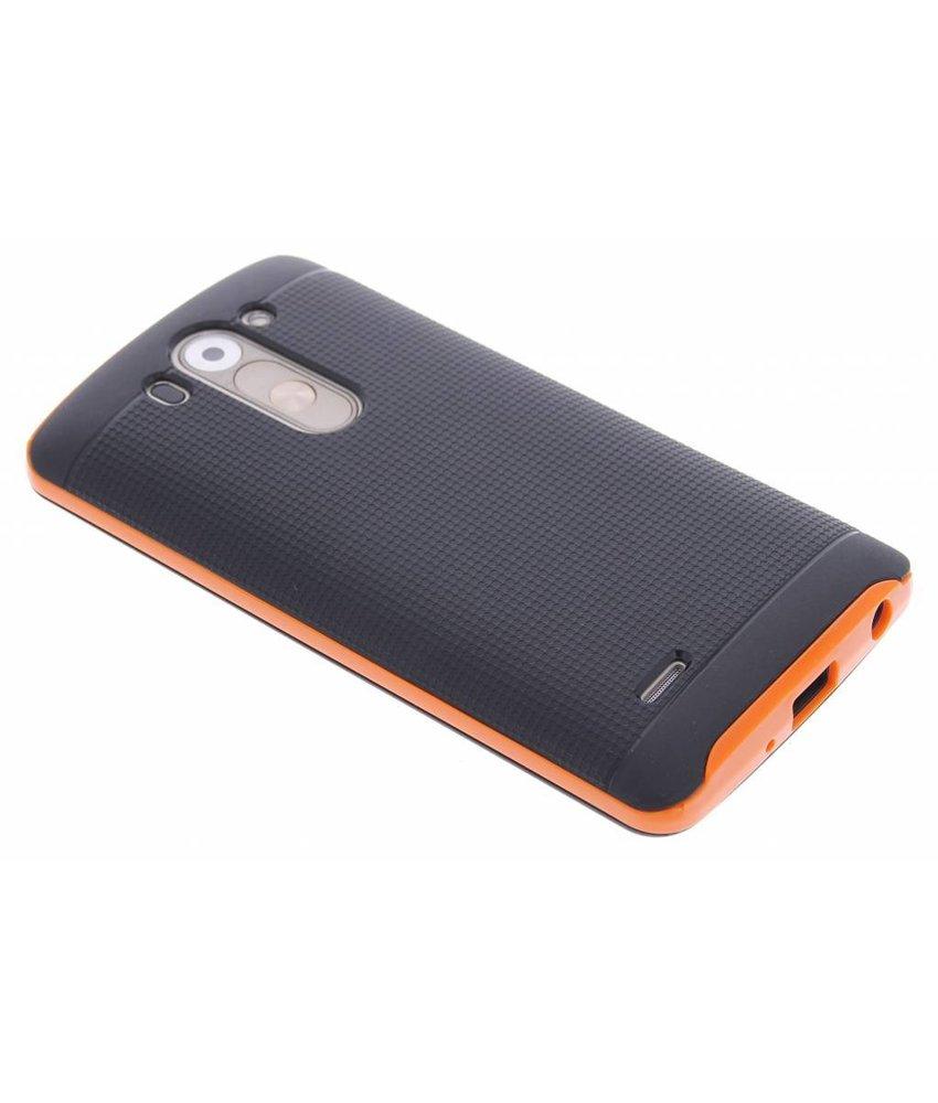 Oranje TPU Protect case LG G3 S