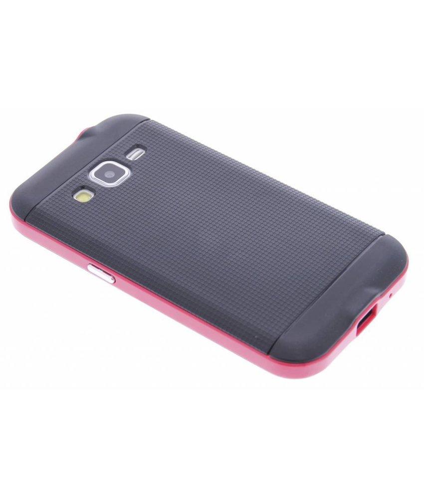 Fuchsia TPU Protect case Samsung Galaxy Core Prime