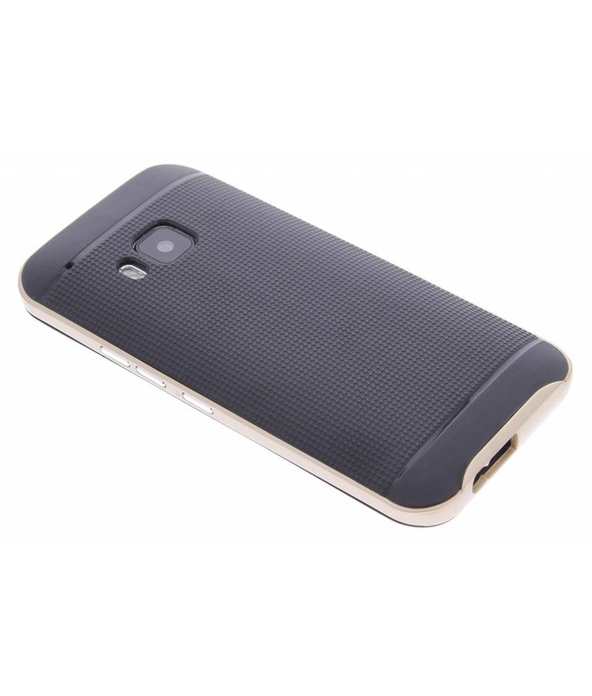 Goud TPU Protect case HTC One M9