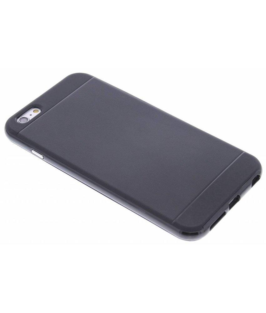 Zwart TPU Protect case iPhone 6(s) Plus