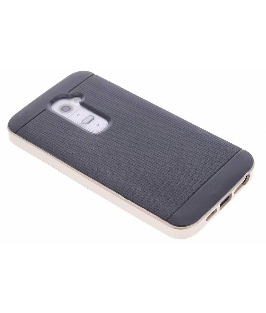Goud TPU Protect case LG G2