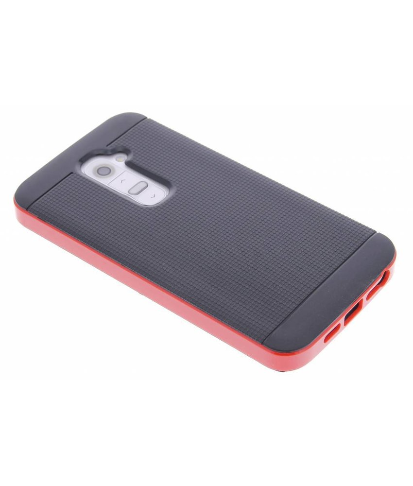 Rood TPU Protect case LG G2