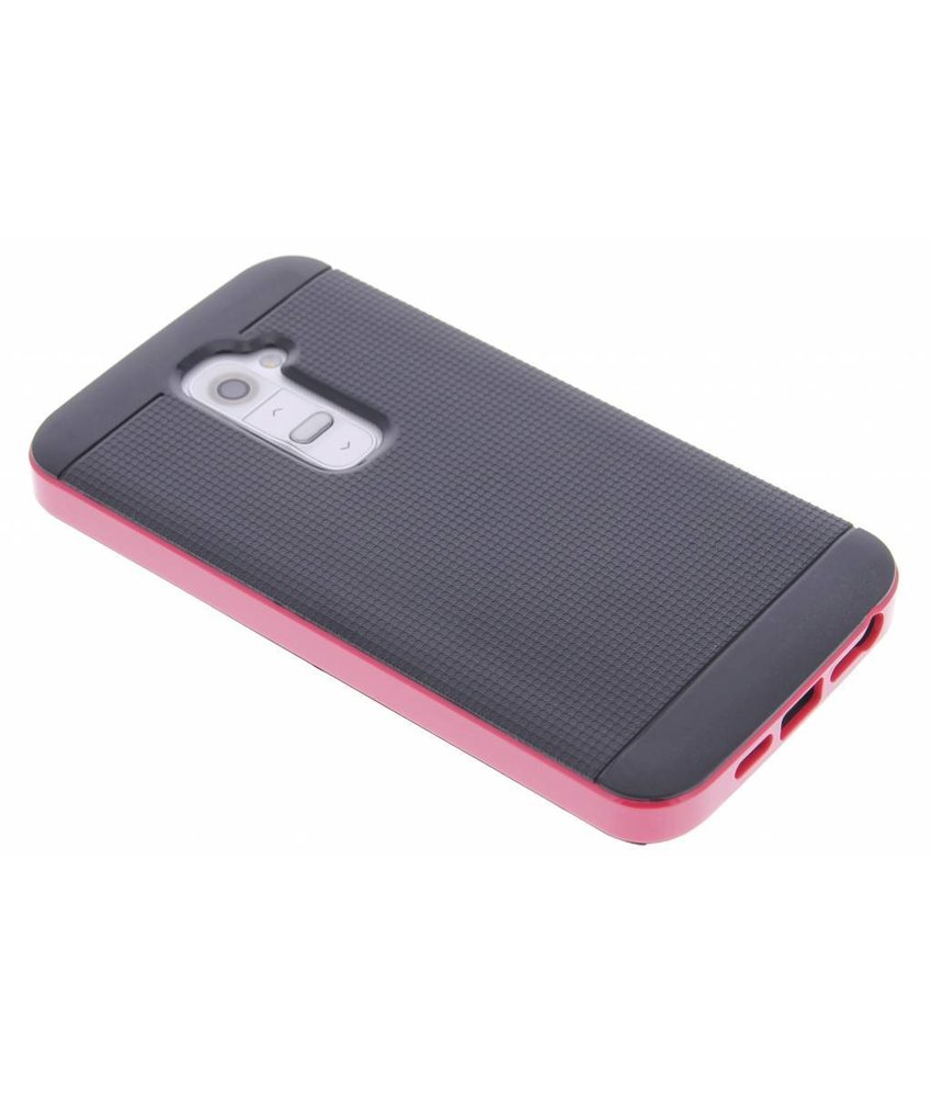 Fuchsia TPU Protect case LG G2
