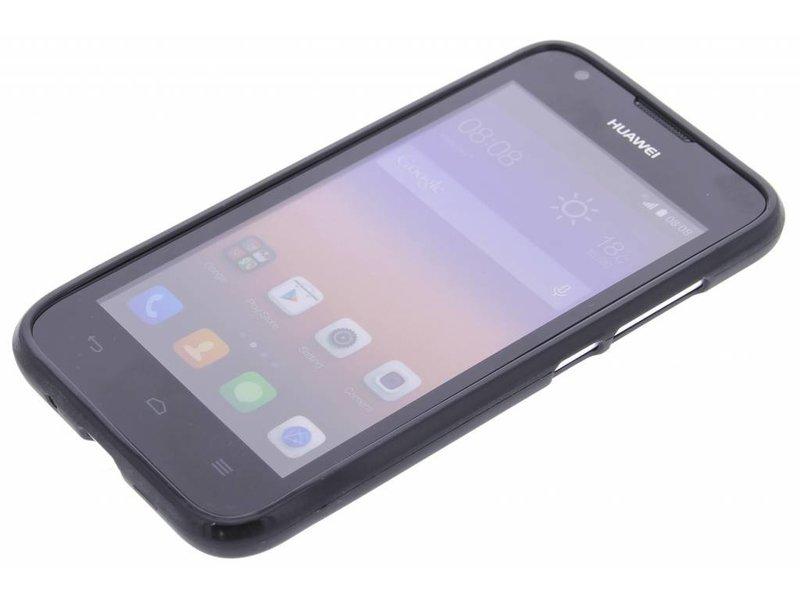Huawei Ascend Y550 hoesje - Forget glow in the