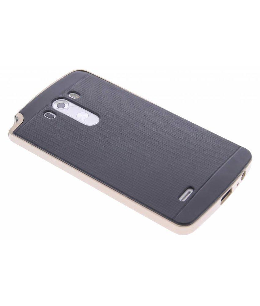 Goud TPU Protect case LG G3