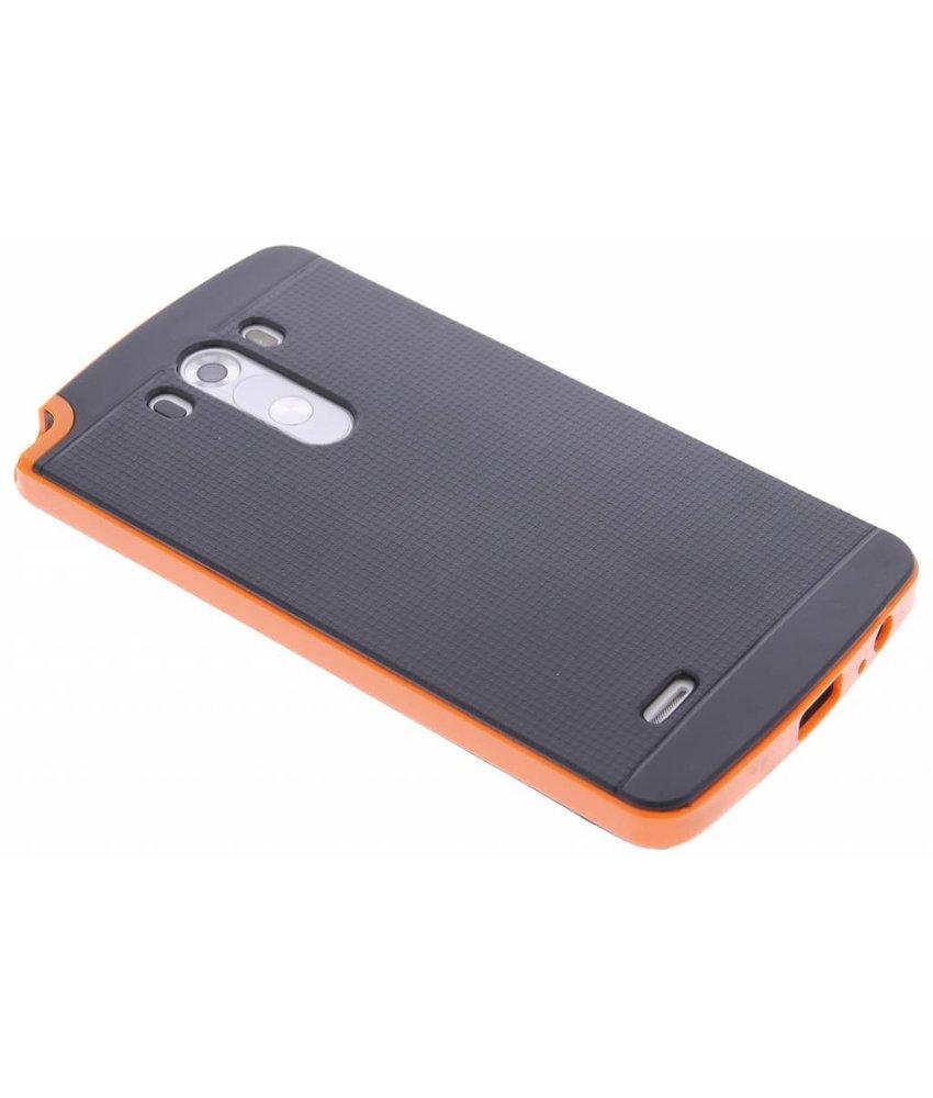 Oranje TPU Protect case LG G3