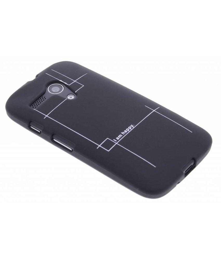 Glow in the dark TPU case Motorola Moto G