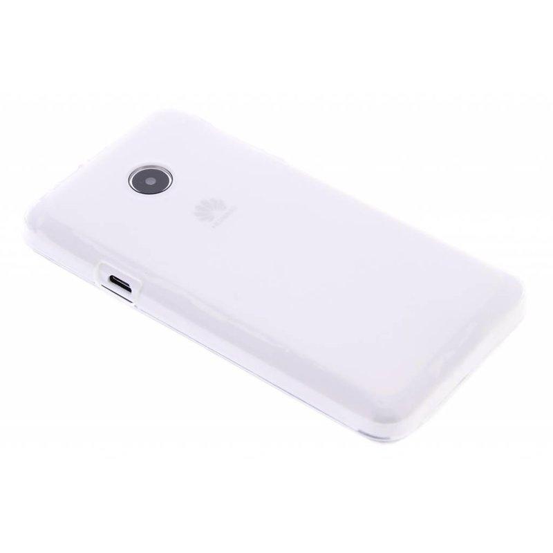 Ancre Conception Tpu Étui En Silicone Pour Huawei Ascend Y330 JLuCl