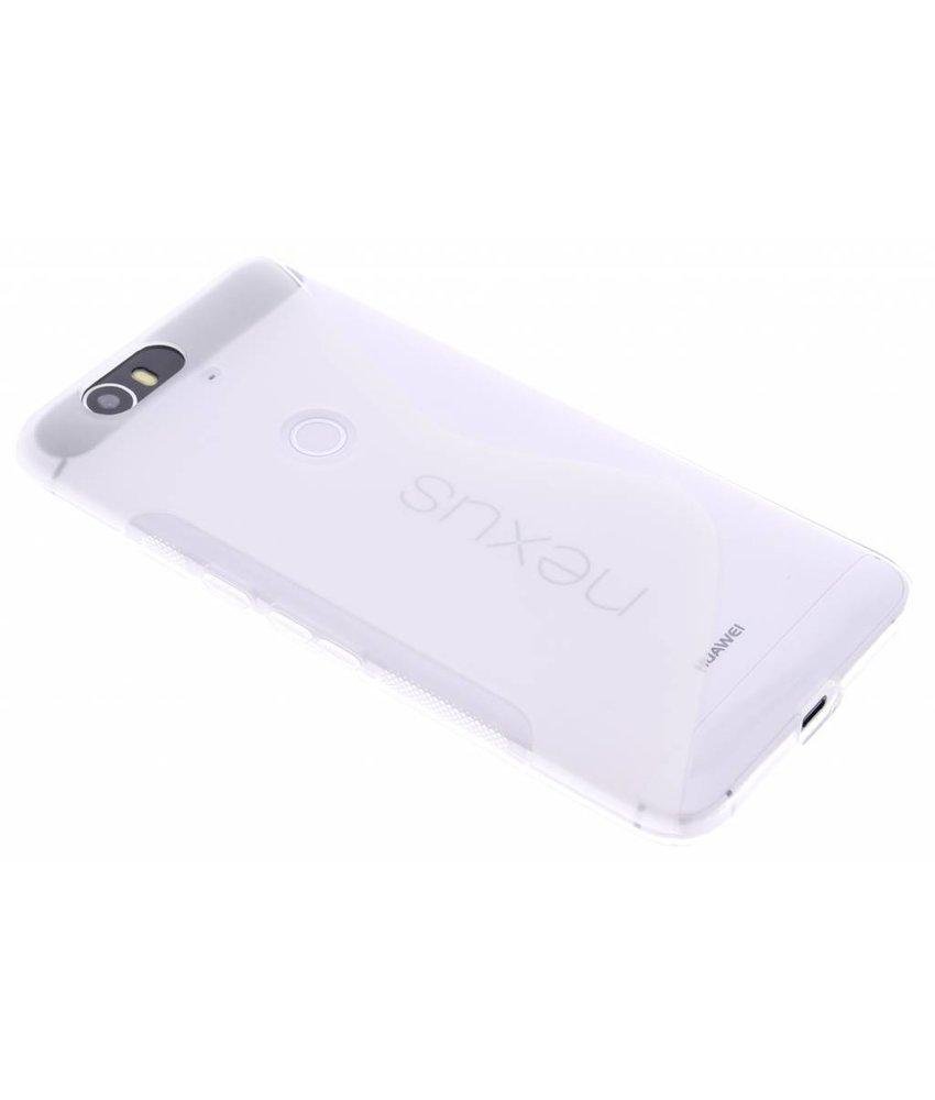 S-line TPU hoesje Huawei Nexus 6P