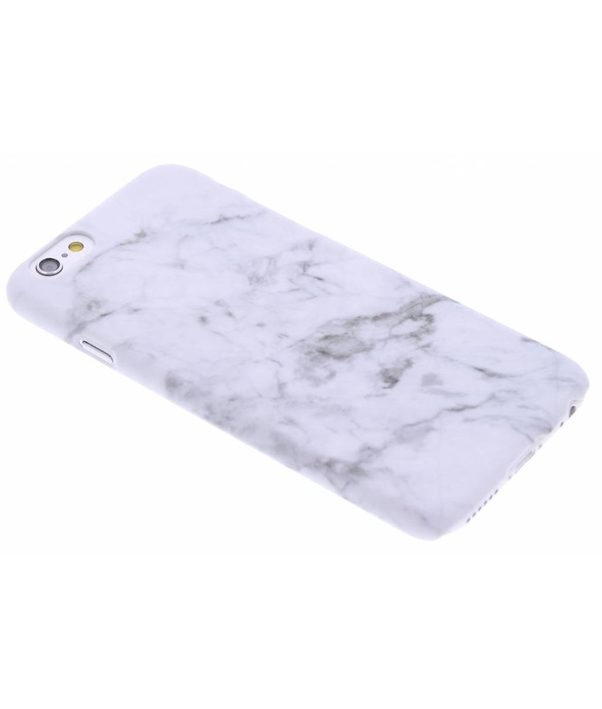 Marmer look hardcase hoesje iPhone 6 / 6s