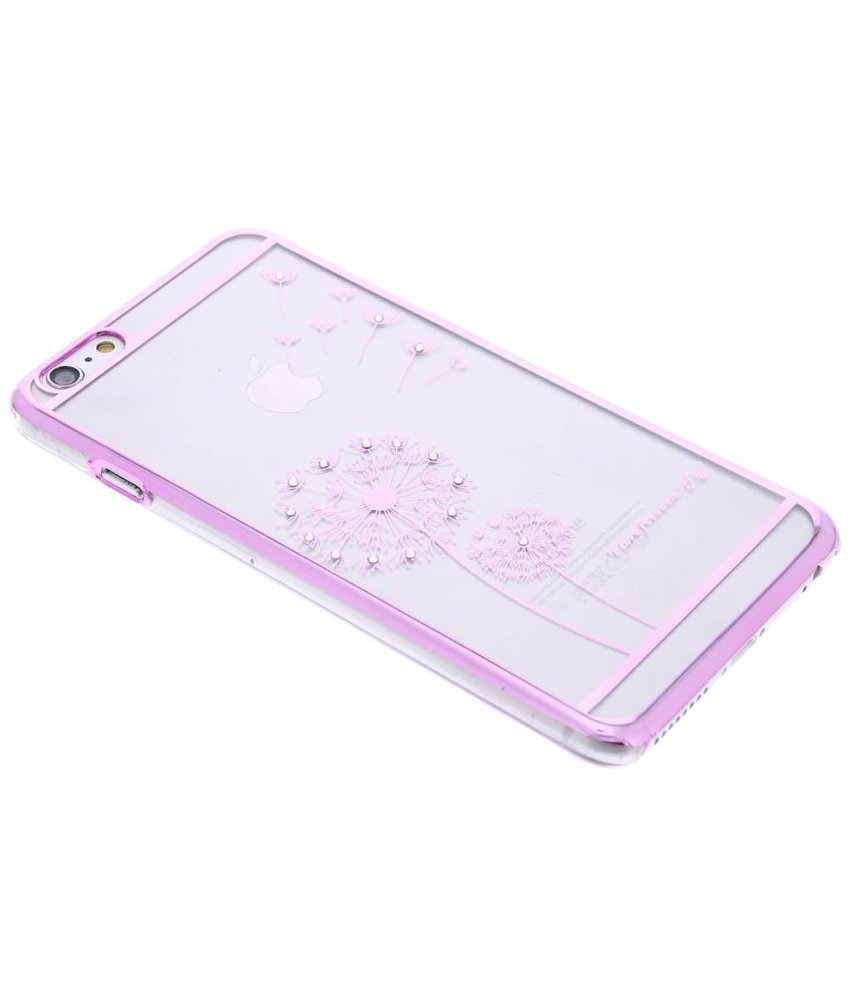 Transparant design hardcase hoesje iPhone 6(s) Plus