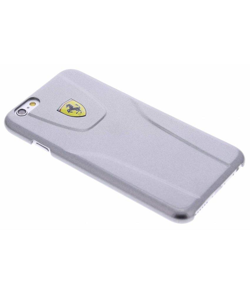 Ferrari Hard Case iPhone 6 / 6s - Silver
