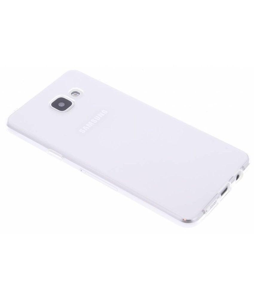Transparant gel case Samsung Galaxy A5 (2016)