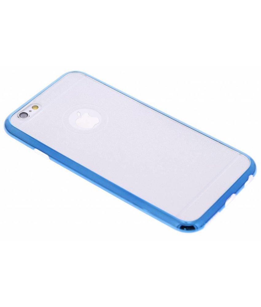 Glitter glamour TPU hoesje iPhone 6 / 6s